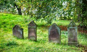 Nachricht an einen Toten (Blog)